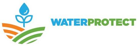 water p logo